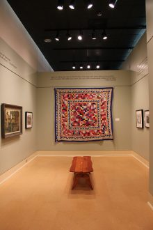 """""""Parchman Prison"""" at the Mississippi Museum of Art in Jackson, MS (Photo Compliment: www.deepfriedkudzu.com)"""