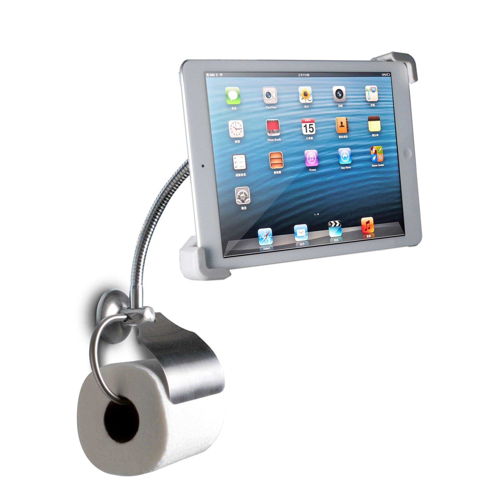 iPad Toiler Paper Holder